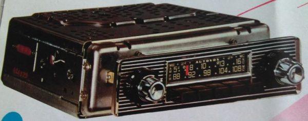 Auto radio Marconi RA144
